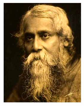 Image result for rabindranath tagore images