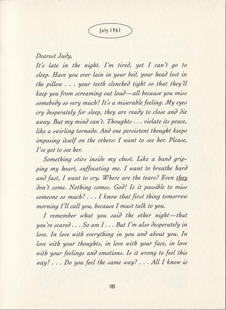 Lesbian Love Letter 3