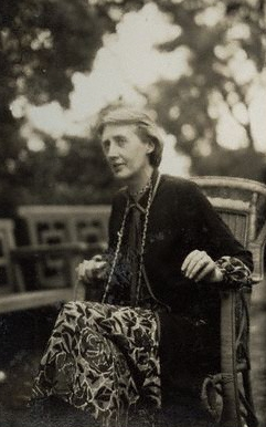ekandek: PROFESSIONS FOR WOMEN Virginia Woolf
