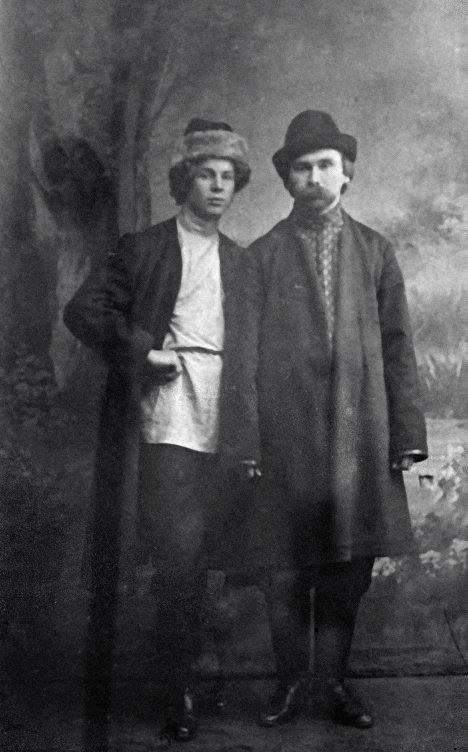 Новокрестьянская поэзия(начало 20 века) александр васильевич ширяевец сергей александрович есенин (1887-1924)