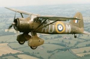 A Lysander Aircraft