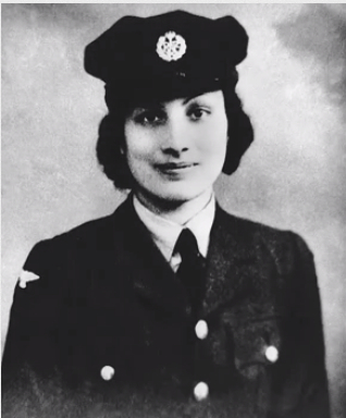 Khan, Womens Auxiliary Airforce photo