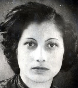 Noor Inayat Khan January 4 1914 – September 14 1944